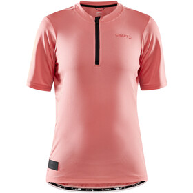 Craft Core Offroad SS Jersey Women coral